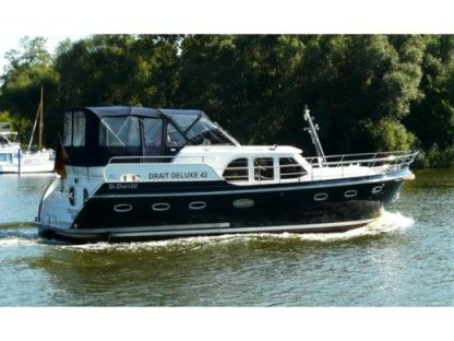 Rental Motorboat  Deluxe 42 Brandenburg
