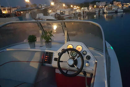Rental Motorboat Craft Speedboat Aegina
