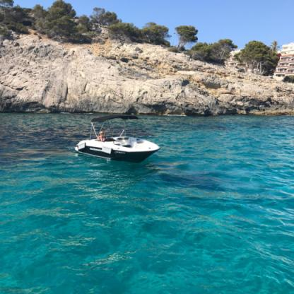 Location Semi-rigide Bayliner Element E5 Santa Ponsa