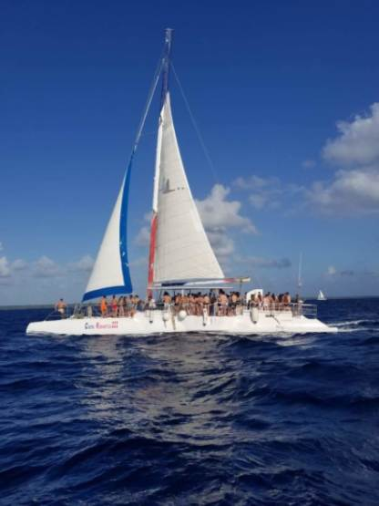 Location Catamaran Tahiti 70 Punta Cana