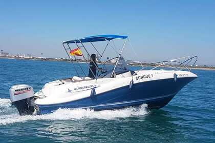 Rental Motorboat QUICKSILVER COMMANDER 635 La Pobla de Farnals