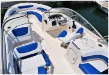 Motorboat Bayliner 160 for rental