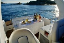 Charter motorboat in Bandol