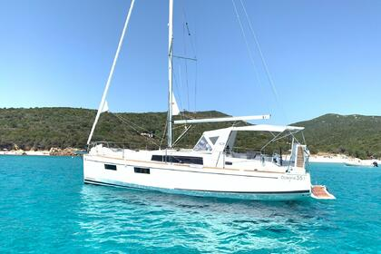 Hire Sailboat Beneteau Oceanis 35.1 Cannigione