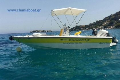 Charter Motorboat Mare 550 Loutro 3 Loutro