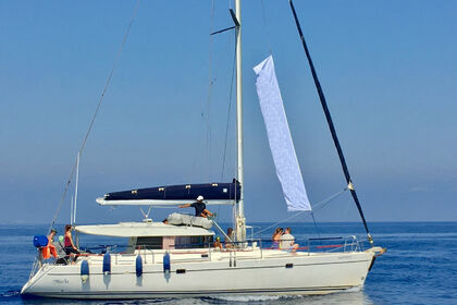Hire Sailboat DUFOUR 43 Heraklion