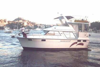Hire Motorboat Carver 55 Acapulco