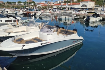 Charter Motorboat Remus Remus 620 Palamós