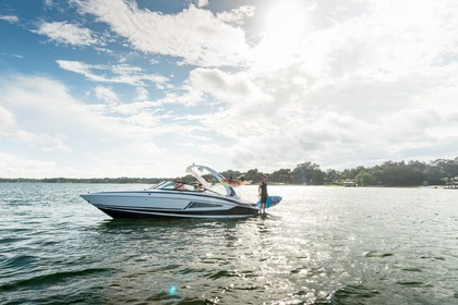 Charter Motorboat Regal RX Surf Saint Charles