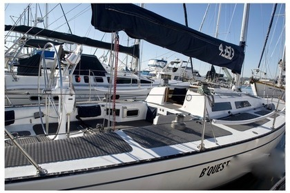 Hire Sailboat Tripp 40 San Diego