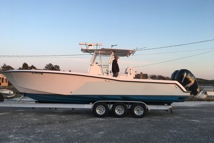 Hire Motorboat Invincible 33' Invincible Open Fisherman Truro