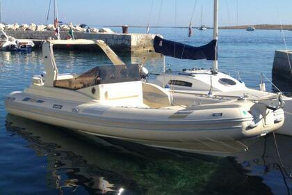 Location Semi-rigide Solemar 750 Porto Cesareo