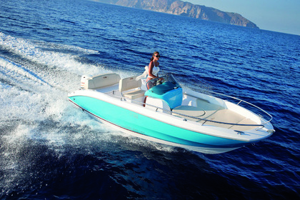 Hire Motorboat Sessa Marine Key Largo One Rabac
