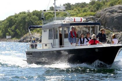 Hire Motorboat TARGA 31 Marstrand