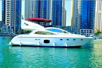 Rental Motorboat Astondoa 55 Dubai