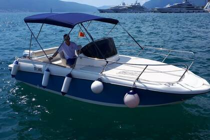 Rental Motorboat Insidias Fly 22 Sun Deck Tivar