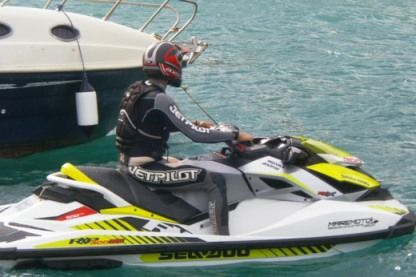 Location Jet-ski Sea Doo Rxp 300 Rs Bordighera