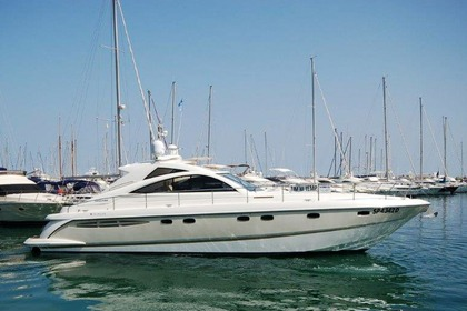 Charter Motorboat Fairline Targa 52 Sanremo