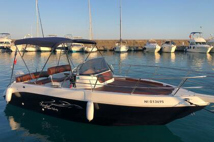 Rental Motorboat AQUABAT SPORT INFINITY 21 St-Laurent-du-Var