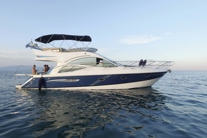 Charter Motorboat Galeon 440 Fly Chalkidiki