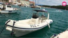 Rental RIB Mar-Co 23 Jelsa