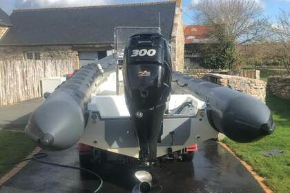 Rental RIB Valliant 7m50 Erquy