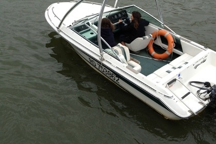 Hire Motorboat Sea Ray 160 cb Issy-les-Moulineaux
