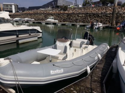 Location Semi-rigide Bombard Sunrider 650 Pornichet