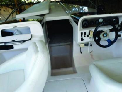 Rental Motorboat Real 24 Angra dos Reis