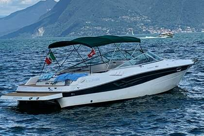 Rental Motorboat Four Winns Sundowner 285 Sesto Calende