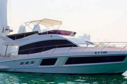 Charter Motorboat Majesty 48FT YACHT 2015 Dubai