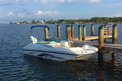 Rental Motorboat Hurricane Sun Deck 19 North Port