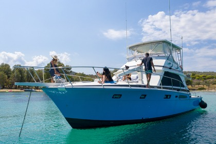 Hire Motorboat BERTRAM 46.6 flybridge Chalkidiki