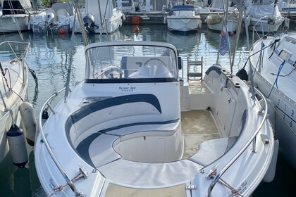 Charter Motorboat Quicksilver 620 Cruiser St-Laurent-du-Var