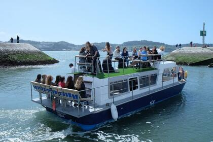 Hire Motorboat Rop partyboat Lisbon