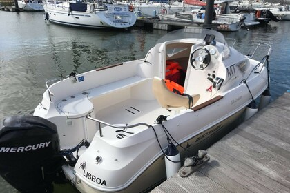 Rental Motorboat Quicksilver 510 Cruiser Lisbon