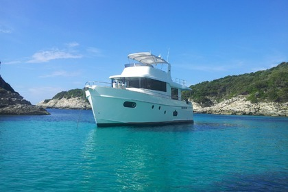 Rental Motorboat Beneteau Swift Trawler 50 Menton