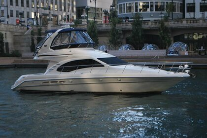 Location Yacht Sea Ray 50' Chicago