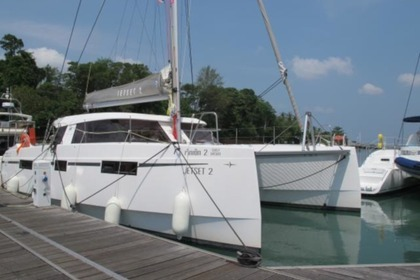 Location Catamaran NAUTITECH Open 40 Phuket