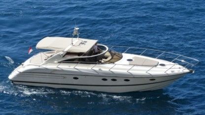 Charter Motorboat Princess V50 Beaulieu-sur-Mer
