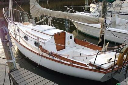 Rental Sailboat Cape Dory 25 Kemah