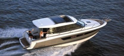 Charter Motorboat Jeanneau Nc 11 Arzon