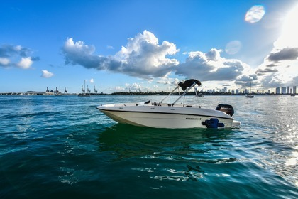 Alquiler Lancha BAYLINER Element XL Miami