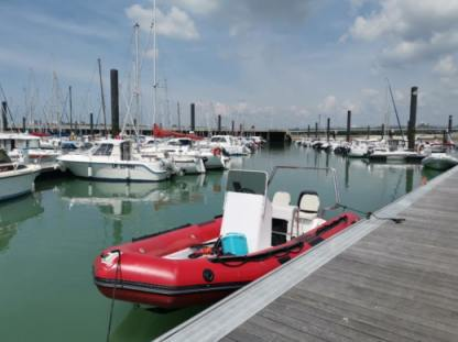 Location Semi-rigide Zodiac Pro 15 Man La Rochelle