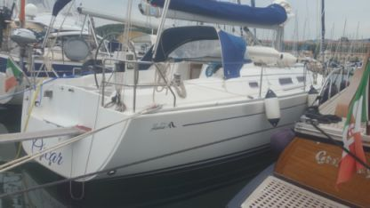 Rental Sailboat Hanse 370E Santa Cruz de Tenerife