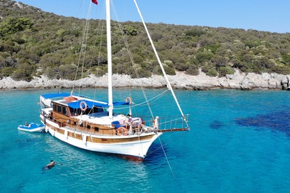 Hire Sailboat Custom Made Gulet Mustafa Yanik Bodrum