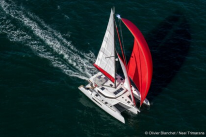 Location Catamaran Neel Trimarans Neel 47 Trimaran Ajaccio