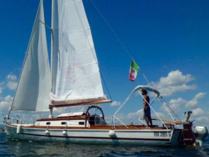 Charter Sailboat Franchini 13 Mt Misano Adriatico