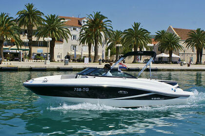 Charter Motorboat SEA RAY 190 SPORT Trogir