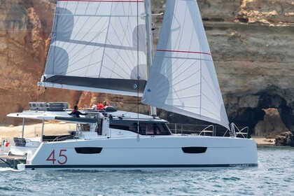 Rental Catamaran Fountaine Pajot Elba 45 O.V. with watermaker & A/C - PLUS Fajardo